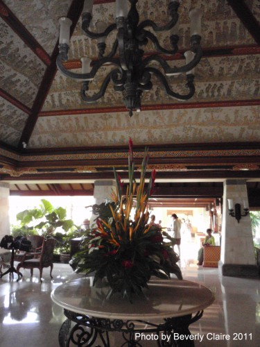 Ayana Resort & Spa Lobby