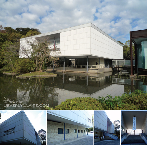 The Museum of Modern Art in Kamakura, Kanagawa Prefecture, Japan.