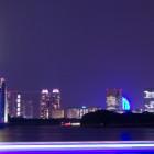 Rainbow Bridge Celebrating Tokyo Olympics 2020