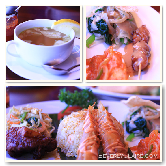 Indonesian food at Surabaya Kouhoku. Photos by Beverly Claire Discoveries.